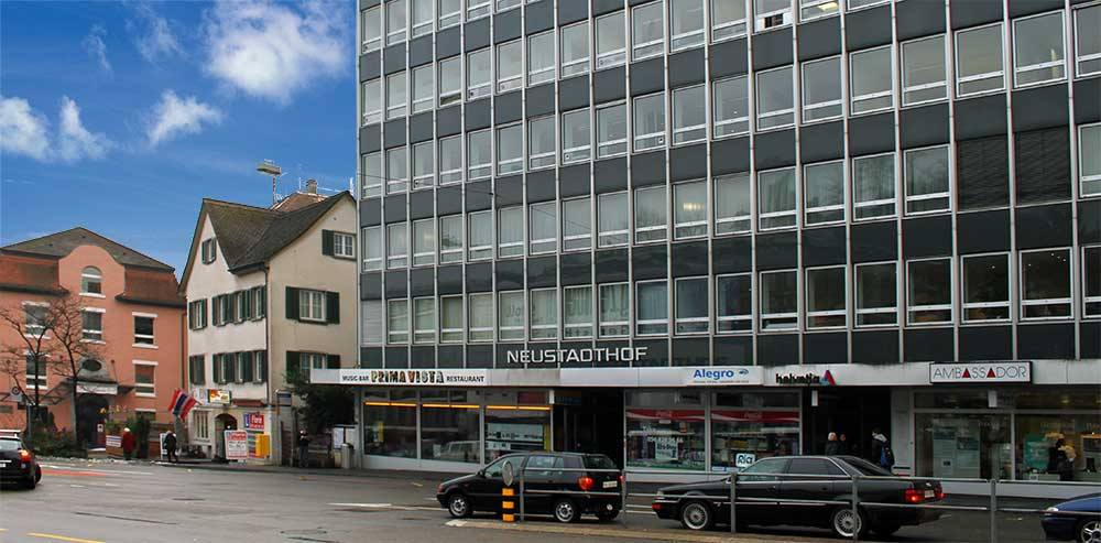 Ambassador Immobilien und Verwaltungs AG